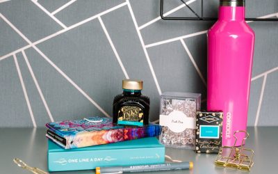 New Thing Thursday: little luxuries