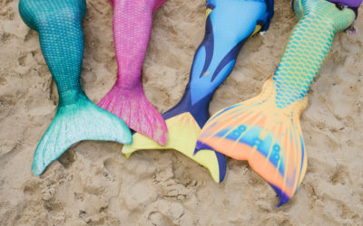 Building a business: the darker side of mermaiding…