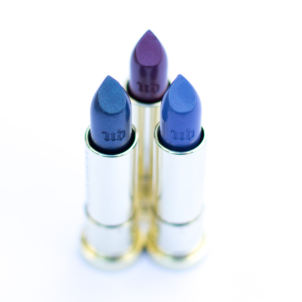 urban decay vintage lipsticks | product photography by Carla Watkins | commercial photography Essex and Suffolk | carlawatkins.com