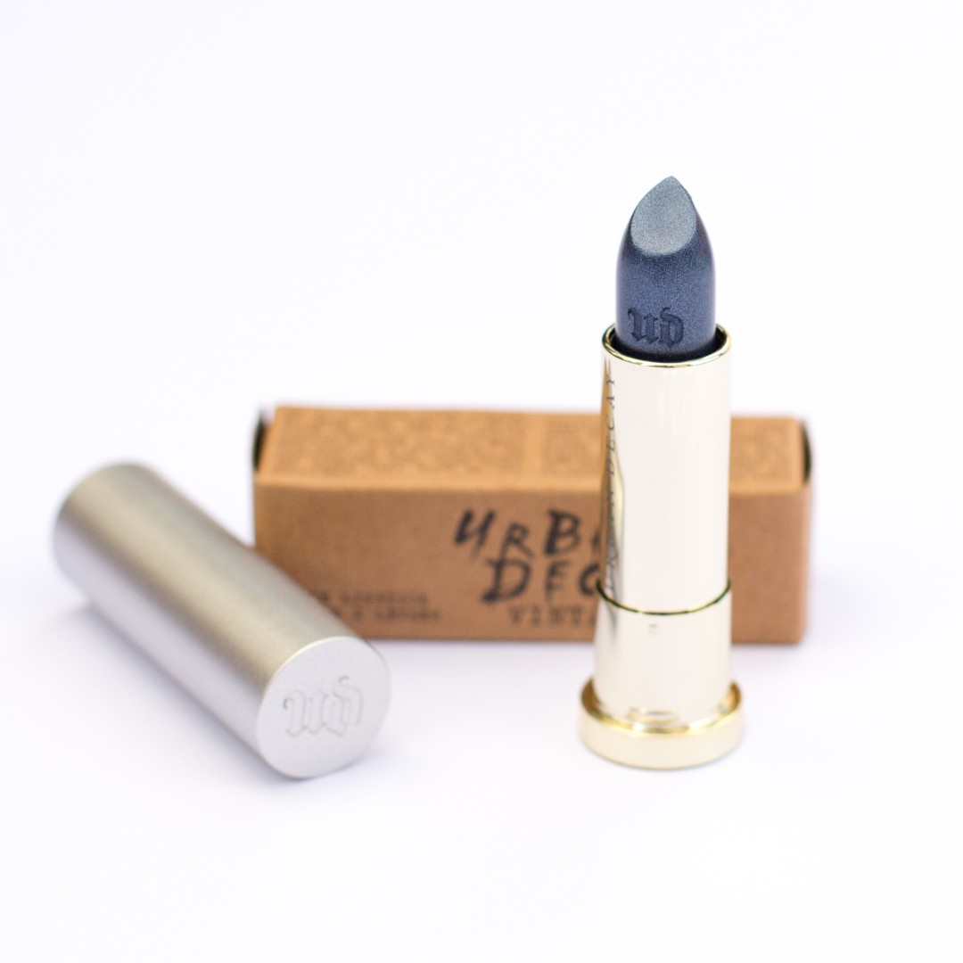 Urban Decay vintage lipsticks | product shots by Carla Watkins Business & Branding Photography | carlawatkins.com