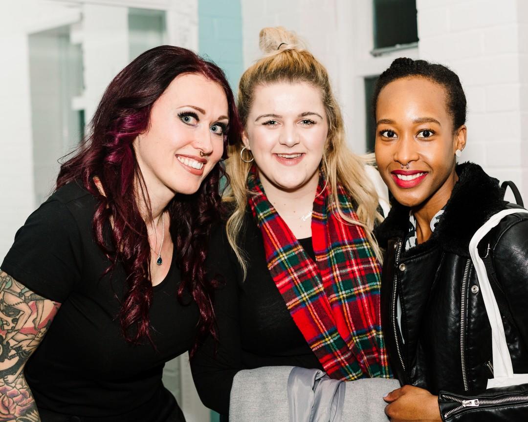 Alice Nicholls AN79 tattoo balm launch event in Colchester | Carla Watkins Business & Branding Photography | carlawatkins.com