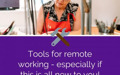 Working remotely – the best tools for working from home